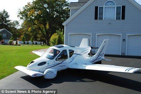 El Auto Volador de Terrafugia