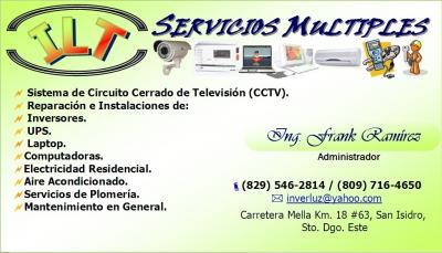 ILT SERVICIOS MULTIPLES